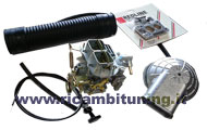 Kit Carburatore Weber Suzuki SJ 413
