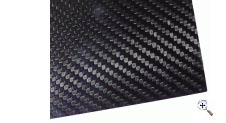 Carbon fibre flexible board