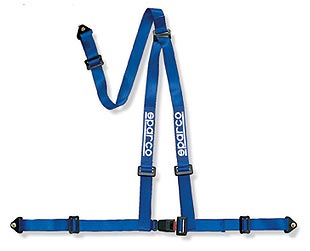 Sparco 3 point Harness - Special Offer
