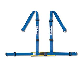 Sparco 4 point seat harness