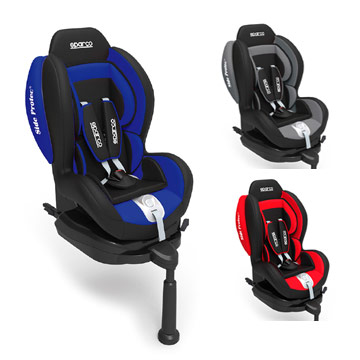 Sparco kid seat 9-18 kg ages 1 to 4 yrs