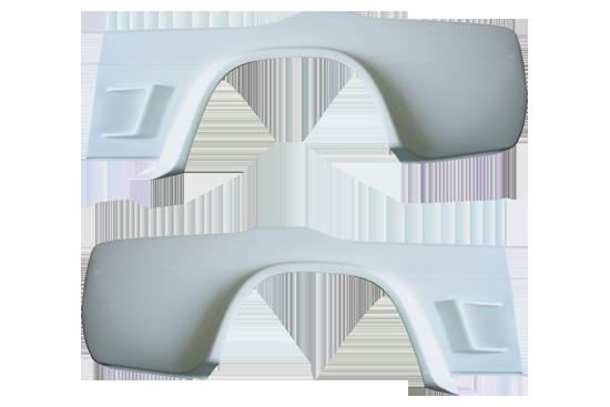 Kit Carrozzeria Per Competizione Racing Fiat 131