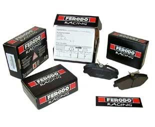 Ferodo Racing Competition Brakepads Set and Ferodo Fluid