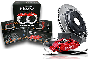 V-Maxx Big Brake Kit