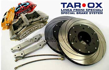 Tarox Big Brake Kits and Calipers