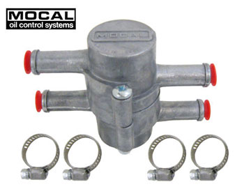 Mocal oil thermostat 1/2in push-on