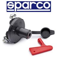 Battery safety switch Sparco