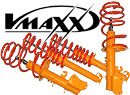 Sport Shock Absorbers and V-Maxx Springs
