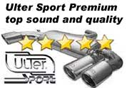 Ulter Sport Exhausts Premium
