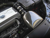 Carbon cold air intake TSI by CarbonSpeed