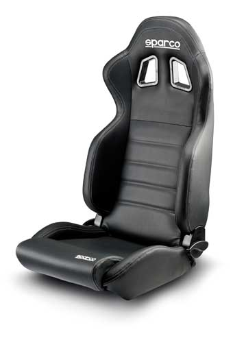 Sparco car seat R100 Sky