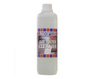 Sparco air-filter cleaner