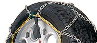 Quick-fit snow chains