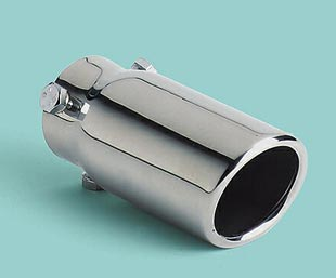 TS-6 Le Mans exhaust pipe 57 mm