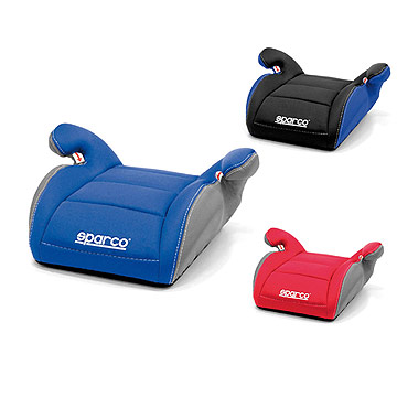 Sparco seat booster for children