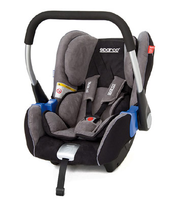 Sparco Baby Seat 0 13 Kg Ages To 18 Months