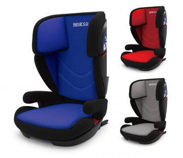 Sparco Kid Seat 15 36 Kg Ages 4 To 12 Car Tuning Spare Parts Store