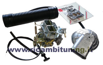 Weber carburettor kit for Suzuki SJ 413