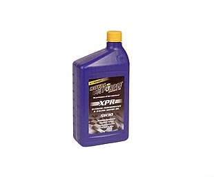 Olio Motore Sintetico Racing RP11 5W20 Royal Purple Lt. 0.946