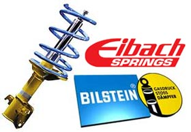 Kit Bilstein B8 Shocks + Eibach springs