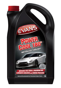 Evans Power Cool 180 waterless coolant - 5 Lt. Canister