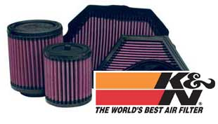 KN Performance Air Filters