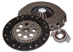 Power Clutch Kit by HP3