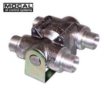 Mocal oil thermostat AN 10 male