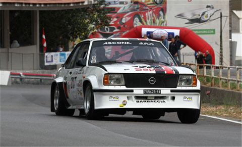 Competition parts - Racing Body Kit OPEL Ascona - Car Tuning Spare