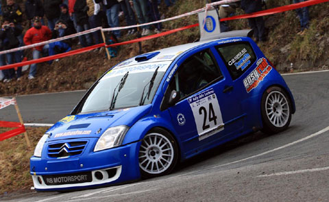 Competition parts - Racing Body Kit CITROEN C2 - Car Tuning