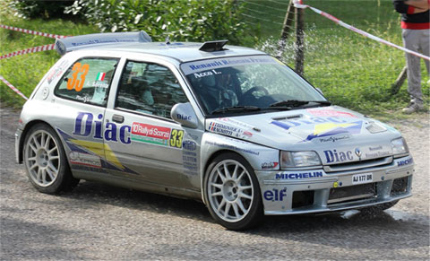 Competition parts - Racing Body Kit RENAULT Clio I - Car