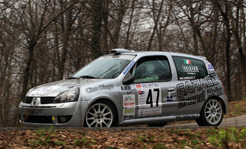 Competition parts - Racing Body Kit RENAULT Clio II - Car Tuning