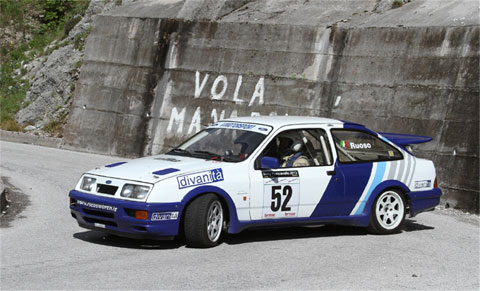 Competition parts - Racing Body Kit FORD Sierra - Car Tuning