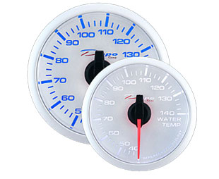 Analogic gauges by Depo Racing