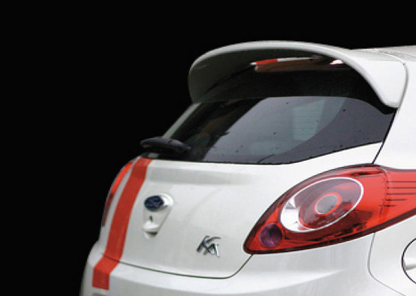 Rear Spoiler Ford Ka   Zoom