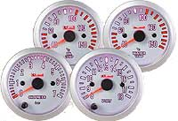 Backlit gauges by Italian Tuning