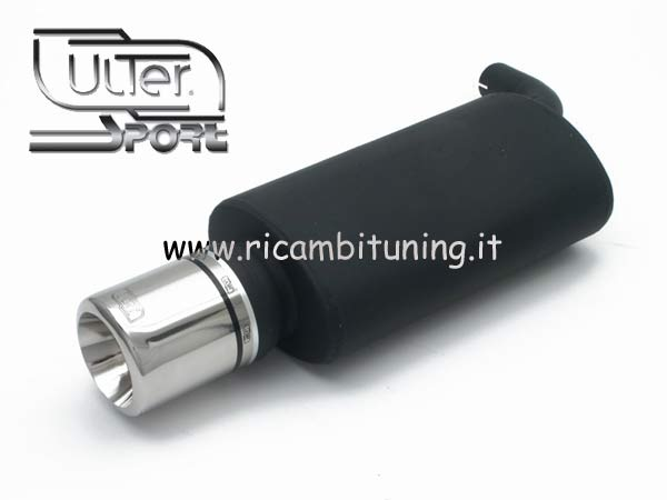 Ulter Sport high performance exhaust system TOYOTA Corolla - Car