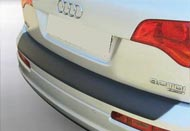 ABS rear bumper sill protection