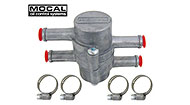 Mocal oil thermostat half inch push-on